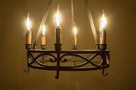 4 watt ca10 led filament candle bulb 2700k soft white se