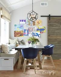 Beautiful Inspiration Kid Friendly Dining Room Family Rooms Cottage Ideas Table