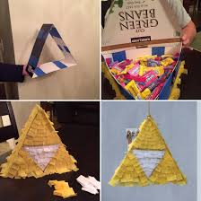 Zelda Triforce Lamp Ebay by Zelda Triforce Piñata Zelda Party Kai U0027s Party Pinterest