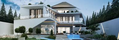 100 Villa Architect Modern Ure Project