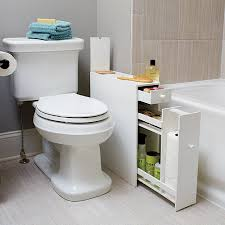 Small Narrow Floor Cabinet by Need A Little Extra Storage In The Bathroom But Don U0027t Have A Lot