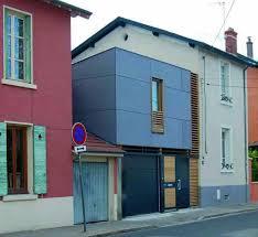 modèle photo de maison de ville moderne
