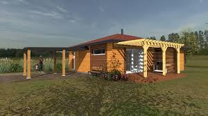 maison bois prix pyrénées bois maisons ossature bois 64