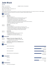 Server Resume: Sample & Complete Guide [+20 Examples] 10 Skills Every Designer Needs On Their Resume Design Shack List And Abilities Put Examples For Strengths Good How To Write A Great The Complete Guide Genius 99 Key For Best Of All Types Jobs Skill Categories Writing Intpersonal Example Srhsraddme List Skills And Qualifications Tacusotechco Job Rumes Sample Popular Technical In Jwritingscom