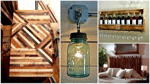 40 Of The Most Extraordinary Beautiful And Useful Rustic DIY Projects In World