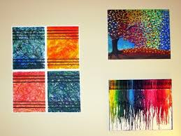 Canvas Painting Projects Diy Art Ideas DIY Home Design 22