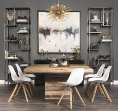 Modern Dining Room Sets by Best 25 Dining Room Art Ideas On Pinterest Dining Room Wall
