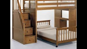 Bunk Bed Plans Pdf by Bunk Beds Stairs For Loft Access Twin Over Full Bunk Bed With