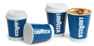 Lavazza SW Paper Cups 4oz 50 Per Slv