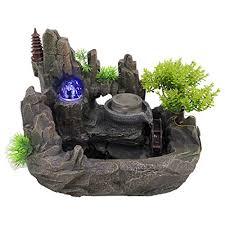 zimmerbrunnen mit beleuchtung und weitere zimmerbrunnen