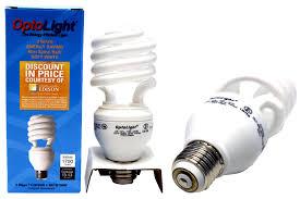 three way cfl 11 50w 20 75w 26 100w compact fluorescent light