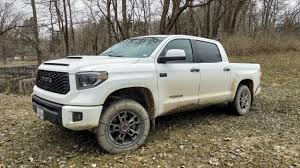 100 White Trucks For Sale 2019 Toyota Tundra TRD Pro Review Slogging Through The Mud