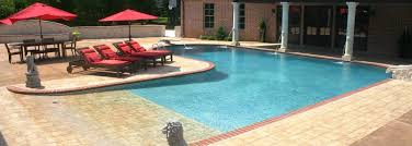 gunite inground pools fort smith springdale nw arkansas