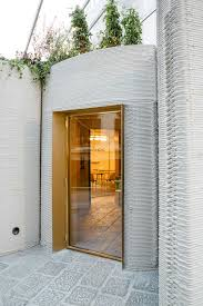 100 House In Milan 3D Printed By CLS Architetti Arup Revealed In