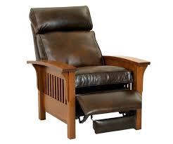 Morris Chair Recliner Mechanism by Aldrich Leather Recliner Chair Club Furniture