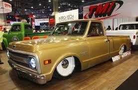 100 Classic Truck Seats TMI Products New Make A Big Statement At SEMA