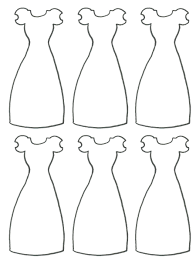 Download Coloring Pages Dress Eassume To Print