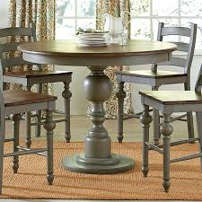 dining table elegant formal round counter height piece dining