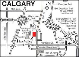 calgary store location lee valley tools