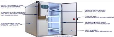 les chambre froide chambre froide en kit 100 images chambre froide savoir le prix