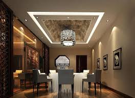 Dining Room Ceiling Lights Ideas Best Guide Attractive Area False Design