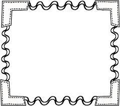 School Border Clipart Black And White