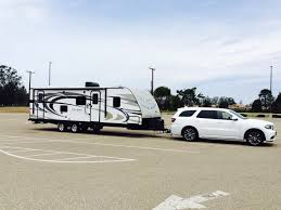 Towing A Travel Trailer With A 2013 Durango R/T With 5.7L HEMI
