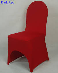 US $1.6 |Dark Red Colour Chair Covers Spandex Chair Covers China Universal  Lycra Chair Cover Dining Chair Kitchen Washable Thick-in Chair Cover From  ... Homepop Parsons Ding Chair Red And Gold Damask Lane Fabric Accent Tags Small Striped With Armrests Wooden Windsor Style Ding Chairs Newel Balloon Back Mahogany Classic Parson Set Of 2 Linen Store Luxurious Cover Form Fitting Soft Slipcover 4 6 Peter Corvallis 33 Types Of Classy Pictures Seat Covers For Chairs Pillow Perfect Reversible Pad Redtan Carmilla Pier 1 Imports New