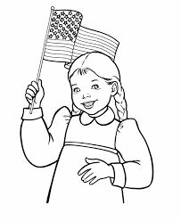 4th Of July Coloring Pages Christian