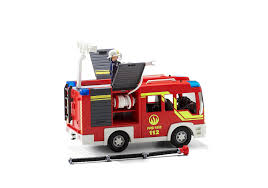 Fire Engine With Lights And Sound - 5363 - PLAYMOBIL® United Kingdom Lego Itructions Youtube Gaming City Custom Qantas Stickers For 3182 Passenger Plane Airport 3181 Fire Engine Sos Brands Products Wwwdickietoysde Station Remake Legocom 2016 Itructions 60112 Prisoner Transport Semi Wwwtopsimagescom Ladder Truck 60107 Wilko Blox Buggy Small Set Bricks And Figures Kazi 8052 Lego 60061