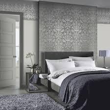 eur 6 57 qm tapete barock arthouse 293006 ornament kyasha grau silber metallic ebay