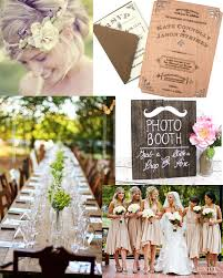 Rustic Chic Wedding Inspiration Real Wood Invitation