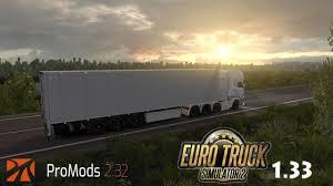 ETS2 1.33 I My Trucking Diary - Episode #29 I Torneå To Karleby I ...