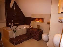 bad mit dachschräge modern badezimmer berlin