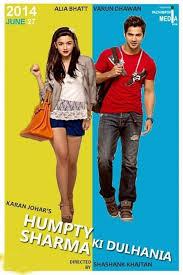 Watch Humpty Sharma Ki Dulhania Full Movie Download