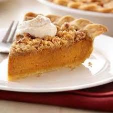 Pumpkin Pie With Pecan Praline Topping by Pumpkin Pie With Toasted Pecan Praline Topping Recipe Pumpkin