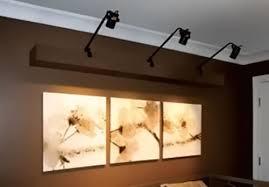 vintage clothing store led bar track lighting ceiling wall with