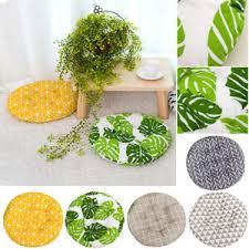 details zu rund kissensitz pads esszimmer garten patio stuhl sitzkissen outdoor indoor mat