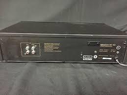 Nakamichi Tape Deck Bx 2 by Nakamichi Bx 150 2 Head Cassette Deck Mid 1980 U0027s Black Reverb