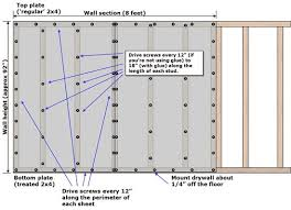 Ceiling Joist Spacing For Drywall by 10 Best Drywall Images On Pinterest Drywall Carpentry And