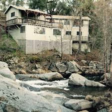 100 Water Fall House On Lewis Creek Near Yosemite Publications