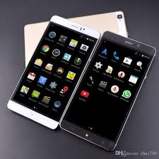 6 inch Android 5 1 Smartphone MTK6580 Quad Core Cell Phone 3G 2G