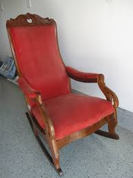 Antique Rocking Chair Classic 1800's Abraham Lincoln (style ... Rocking Chair In Lincoln Lincolnshire Gumtree Tells A Story Beyond The Assination Abraham From Fords Theatre Before Cherry Rocker Classic Rock Antiques Lincoln Rocker Arthipstory Showing Photos Of Upcycled Chairs View 1 20 Antique 1890 Victorian Wood Cane Back All Re A 196070s Rocking Designed By Torbjrn President Was Assinated This Today Lincolns Placed Open Plaza Antiquer Reupholstery On Wheels 1880 German Bible My First