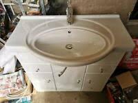 waschtisch badezimmer ausstattung und möbel in alzey ebay