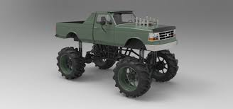 100 Mud Truck Pictures Truck 3D Model In SUV 3DExport