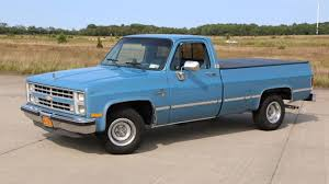1987 Chevrolet C/K Truck 2WD Regular Cab 1500 For Sale Near ...