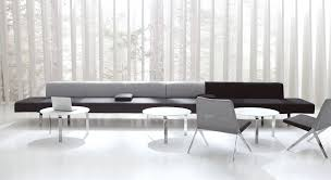 Jofco Desk And Credenza by Spectrum Lounge Seating Teknion Office Furniture Furniture