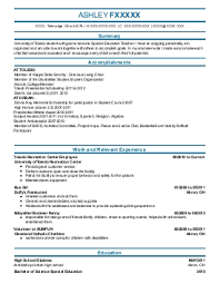Educational Diagnostician Resume Example Alief