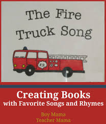 Boy Mama: Creating A Book With Favorite Songs And Rhymes - Boy Mama ... Youtube Fire Truck Songs For Kids Hurry Drive The Lyrics Printout Midi And Video Firetruck Song Car For Ralph Rocky Trucks Vehicle And Boy Mama Creating A Book With Favorite Rhymes Firefighters Rescue Blippi Nursery Compilation Of Find More Rockin Real Wheels Dvd Sale At Up To 90 Off Big Red Engine Children Vtech Go Smart P4 Gg1 Ebay Amazoncom No 9 2015553510959 Mike Austin Books Fire Truck Songs Youtube