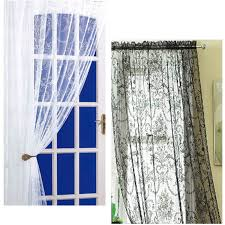 Ebay Curtains Laura Ashley by Lace Panel Ebay